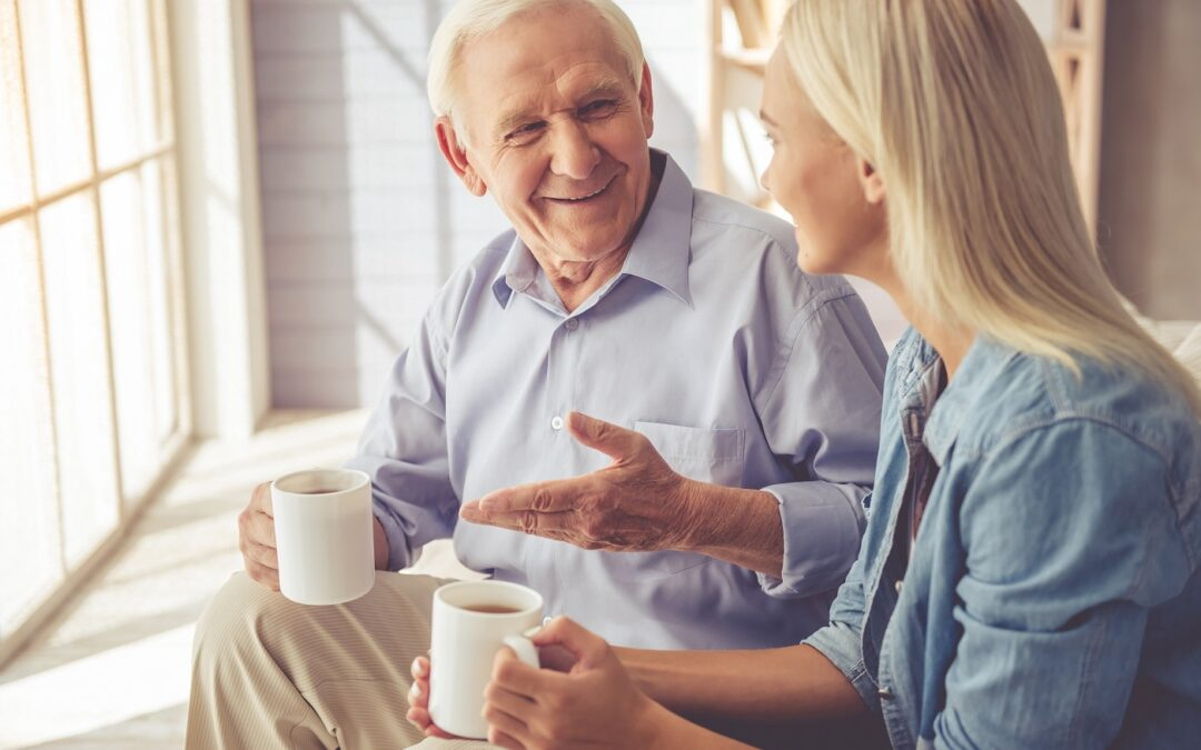 """Having """"The Retirement Home Talk"""" with your parents"""