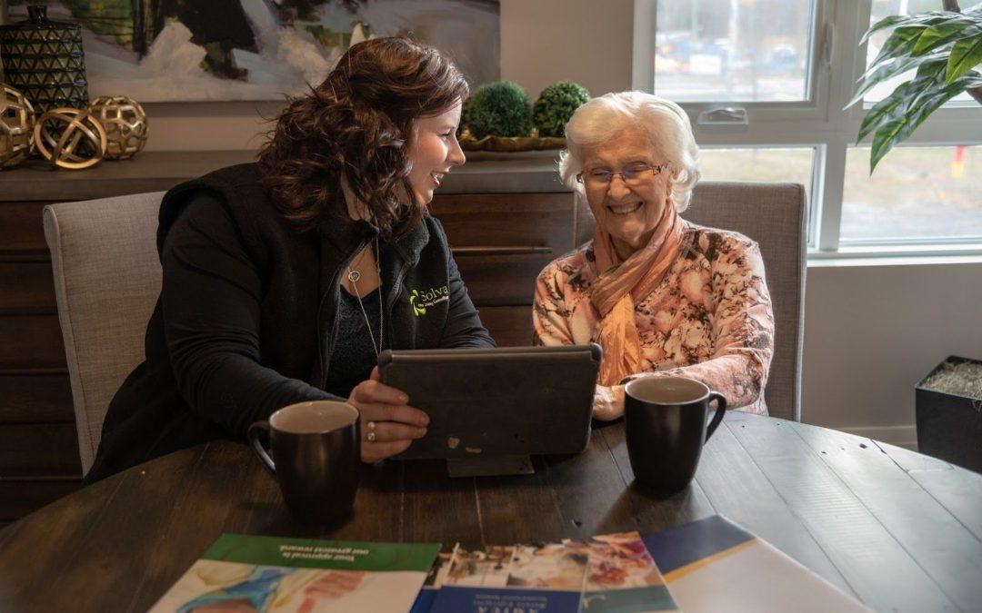 Find the right retirement residence with Solva Senior Living